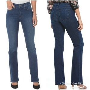 NYDJ Highwaisted Tummy Tuck Bootcut Jeans